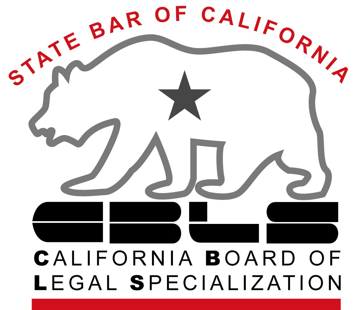 California Bar of Legal Specialization Logo
